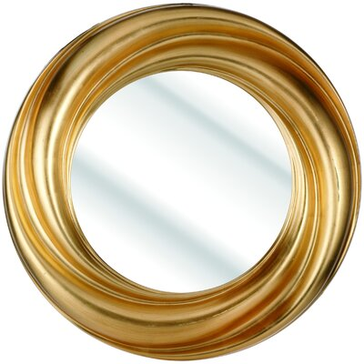 D & J Simons and Sons Capello Round Mirror