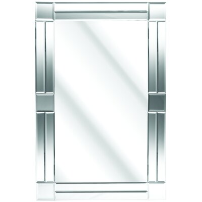 D & J Simons and Sons Art Deco Strips Mirror