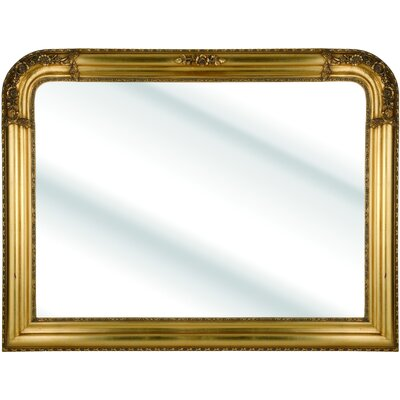 D & J Simons and Sons Overmantle Arch Mirror