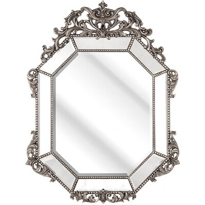 D & J Simons and Sons Roccoco Octagonal Mirror