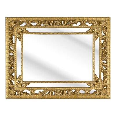 D & J Simons and Sons Roccoco Rectangular Mirror