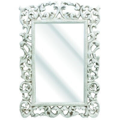 D & J Simons and Sons Roccoco Bevelled Mirror