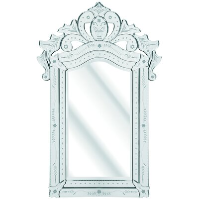 D & J Simons and Sons The Solitaire Bevelled Mirror