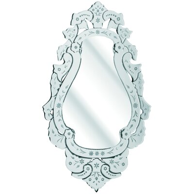D & J Simons and Sons The Solitaire Kidney Mirror