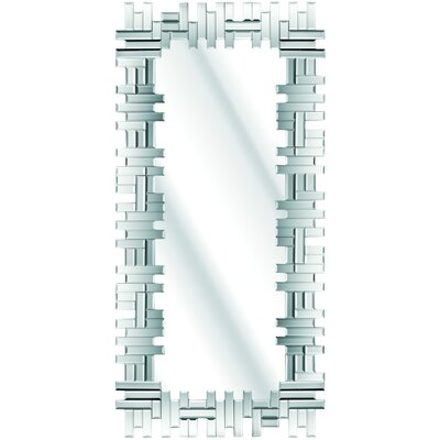 D & J Simons and Sons The Solitaire Decorative Mirror