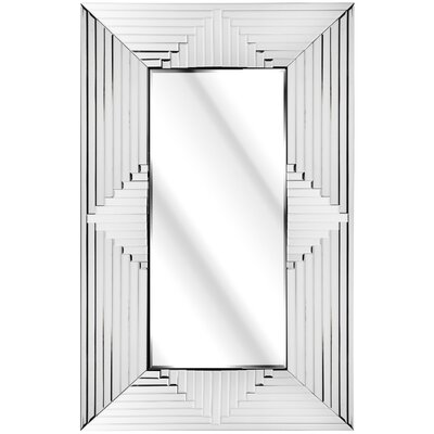D & J Simons and Sons The Solitaire Stunning Mirror