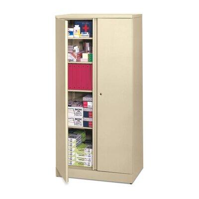Basyx 2 Door Storage Cabinet Finish: Putty