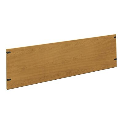 "10500 Series 18.5"" H Desk Privacy Panel Size: 60"" W, Finish: Harvest"