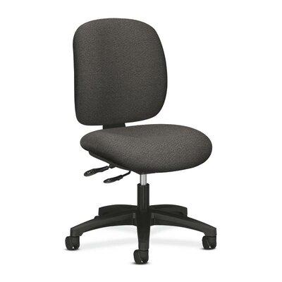 ComforTask Mid-Back Desk Chair Upholstery: Gray