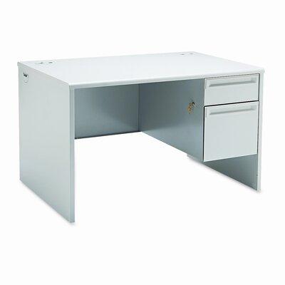 38000 Series Desk Finish: Light Gray