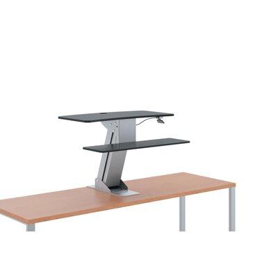 """24"""" H x 31"""" W Standing Desk Conversion Unit"""