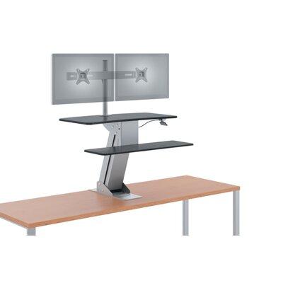 """41"""" H x 31"""" W Standing Desk Conversion Unit"""