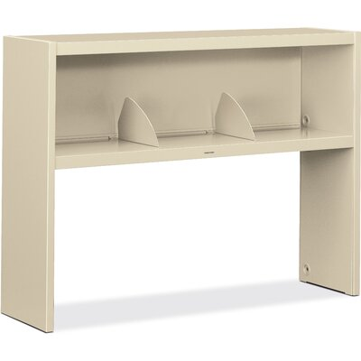 "38000 Series 19.5"" H x 53.2"" W Hutch Finish: Putty"