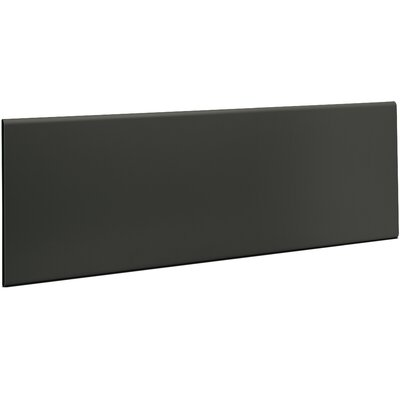 "38000 Series 18.8"" H x 50.3"" W Desk Door Finish: Charcoal"