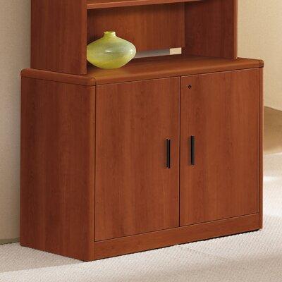 10700 Series Laminate 2-Door Storage Cabinet