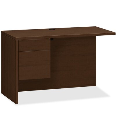 "10500 Series 29.5"" H x 48"" W Left Desk Return"