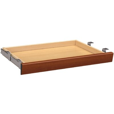 "3.8"" H x 30.3"" W Desk Drawer"