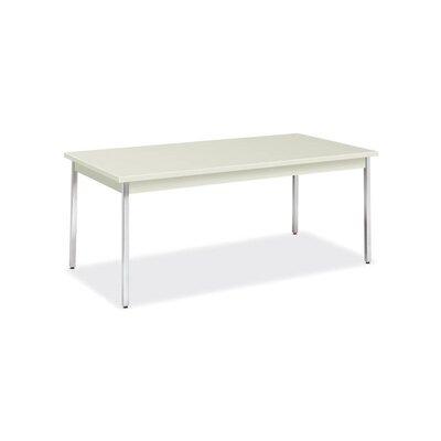 "72"" W Utility Training Table Table Top Finish: Loft"