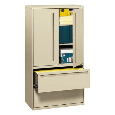 700 Series Storage Cabinet Finish: Putty