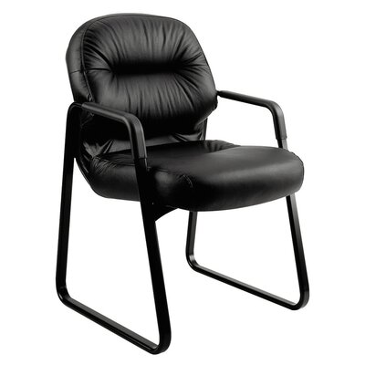 2090 Series Pillow-Soft Leather Guest Chair