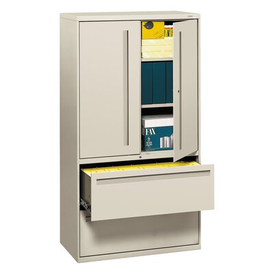 700 Series Storage Cabinet Finish: Light Gray