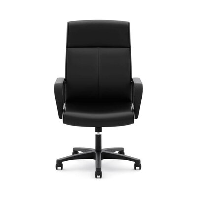 "Executive Chair Size: 46.5"" H x 25"" W x 26.5"" D"