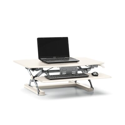 Standing Desk Converter Finish: White