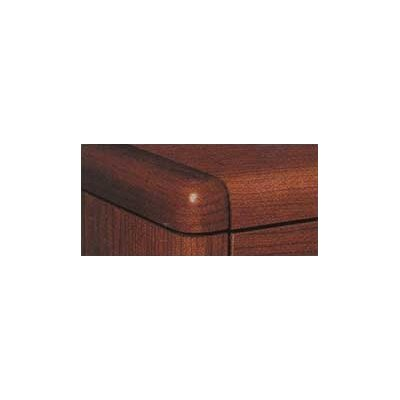 10700 Series 2 Door Credenza Finish: Mahogany