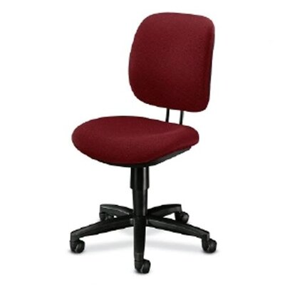 5900 Series ComforTask Office Chair Casters: Hard, Tilt: Tilt Tension and Lock, Upholstery: Iron Ore