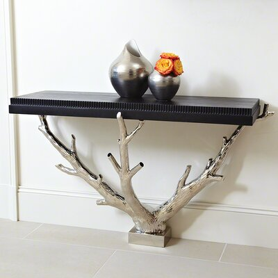 Branch Wall Console Table
