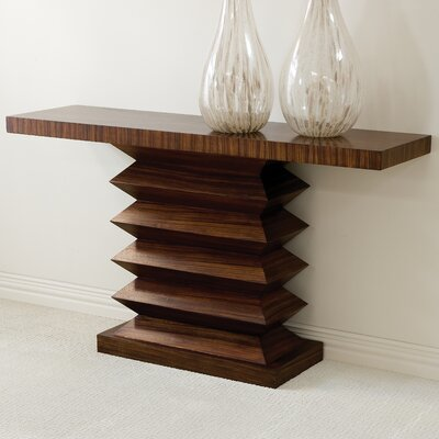 Draw Attention Console Table