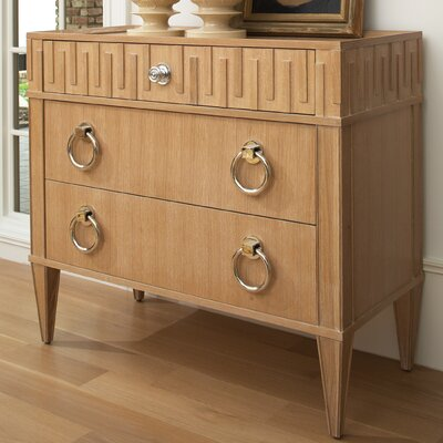French Key 1 Drawer Chest Color: Light Finish