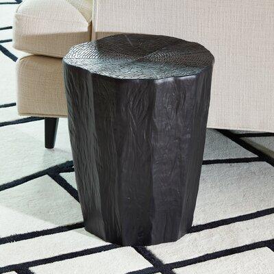 Trunk Garden Stool Color: Black