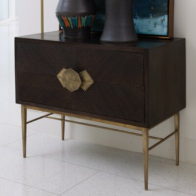Galapagos 2 Drawer Accent Chest