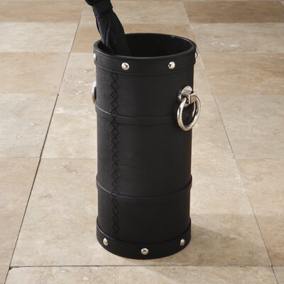 Ring Umbrella Stand Color: Black