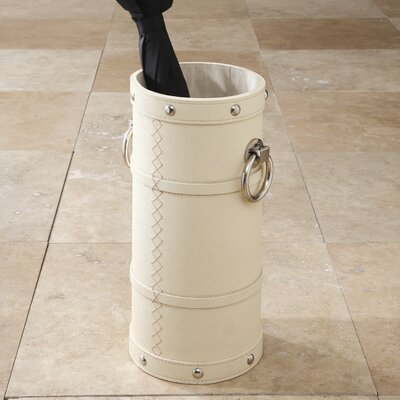 Ring Umbrella Stand Color: Ivory