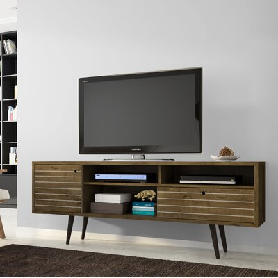 Entertainment Furniture Store Jabari Tv Stand For Tvs Up To 65