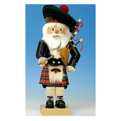 Limited Edition Bagpiper Nutcracker