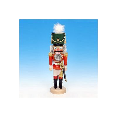 Red Solider Nutcracker