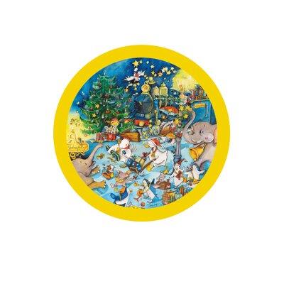 Alexander Taron Glitter Dusted Advent Calendar