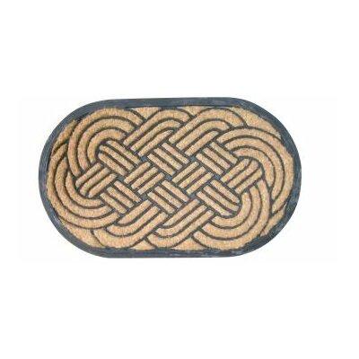 Entryways Bootscraper Lover's Knot Doormat
