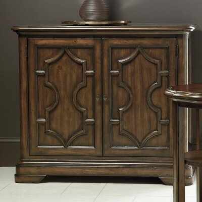 Montebella 2 Door Accent Cabinet
