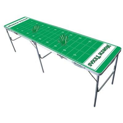 NCAA Tailgate Table NCAA Team: North Texas Mean Green