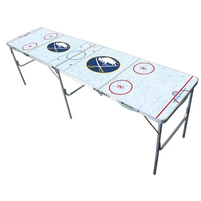 "NHL 2"" x 8"" Tailgate Table NHL Team: Buffalo Sabres"