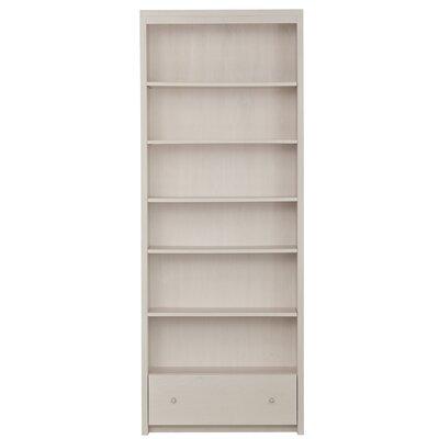Kadon Standard Bookcase Wood Veneer: Painted Eco-MDF, Finish: Yellow