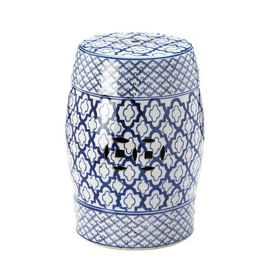 Ashtown Ceramic Garden Stool