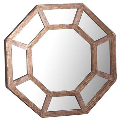 Claire Nayman Mosaics Ventana Octagonal Mirror
