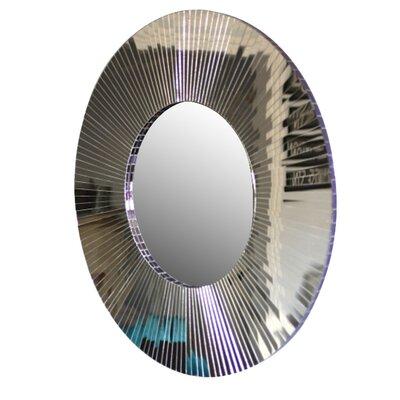 Claire Nayman Mosaics Ray Deep Mirror