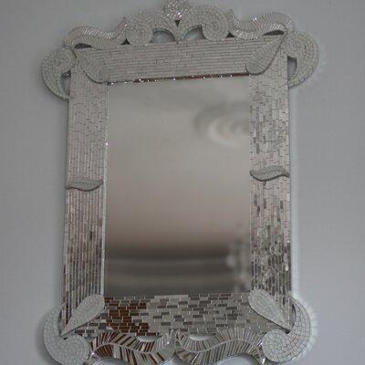 Claire Nayman Mosaics Palazzo Rectangular Mirror