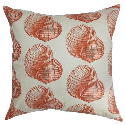 The Pillow Collection Bahari Cotton Throw Pillow